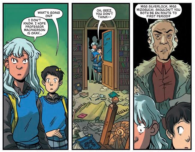 Credit: Boom! Box and DC Comics