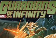 Review: Guardians of Infinity #7