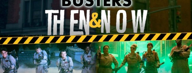 Ghostbusters: Then And Now