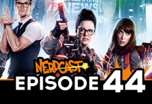 Nerdcast: Episode 44 (Ghostbusters/Star Wars Special)