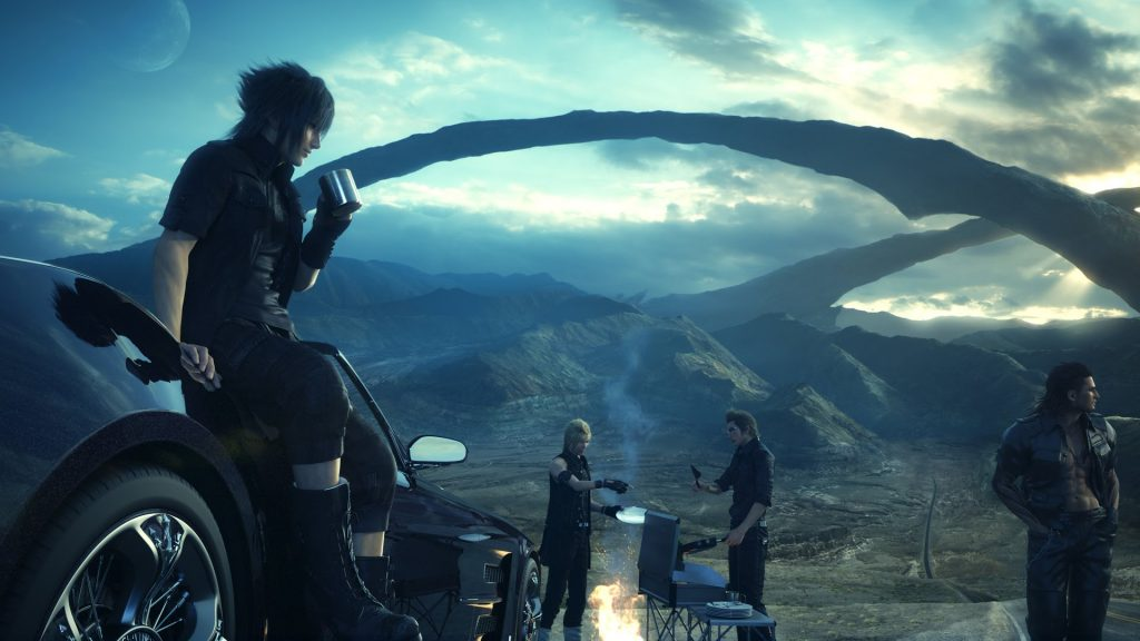 Final Fantasy XV Games