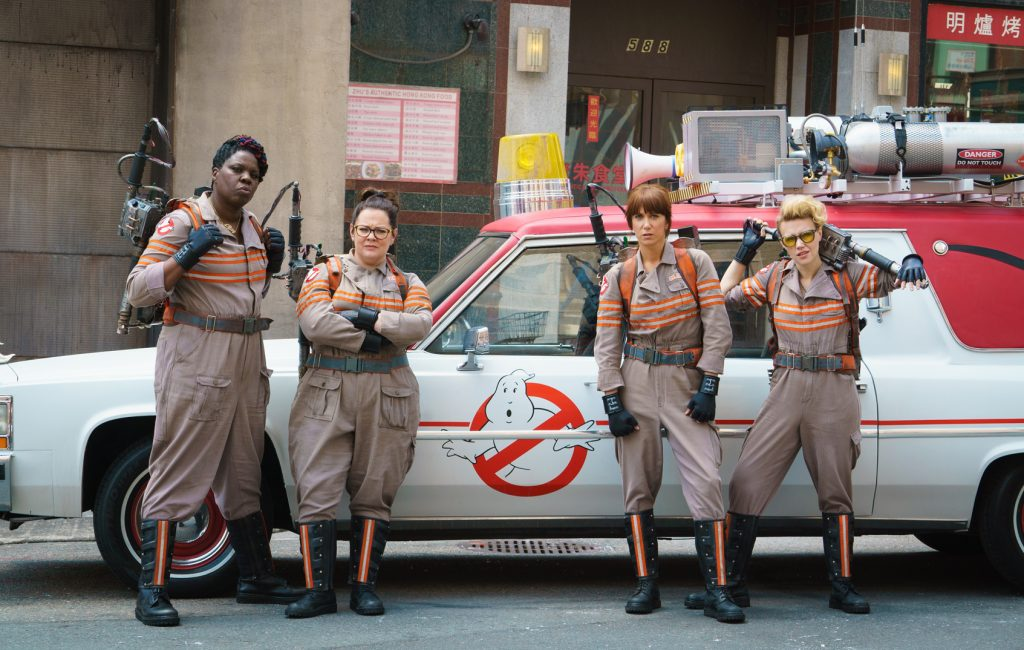 Ghostbusters Sony