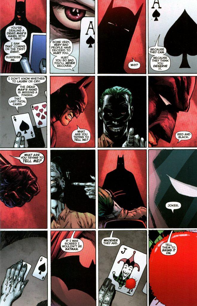 Batman RIP by Grant Morrison