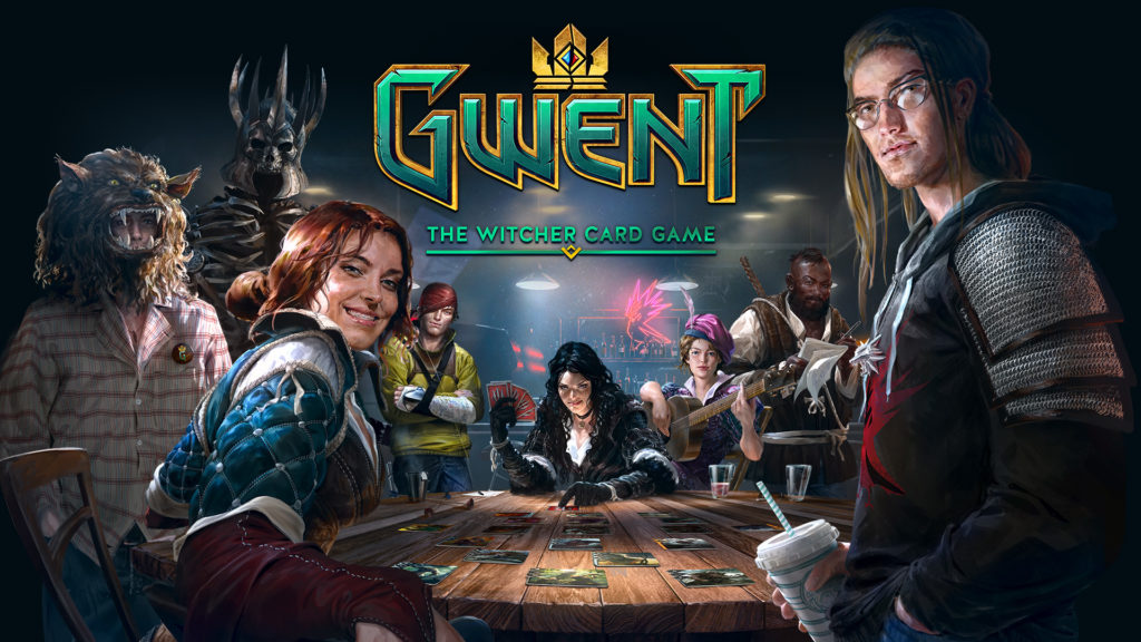 Damien is currently working on GWENT. You can sign up for the Beta on their website.