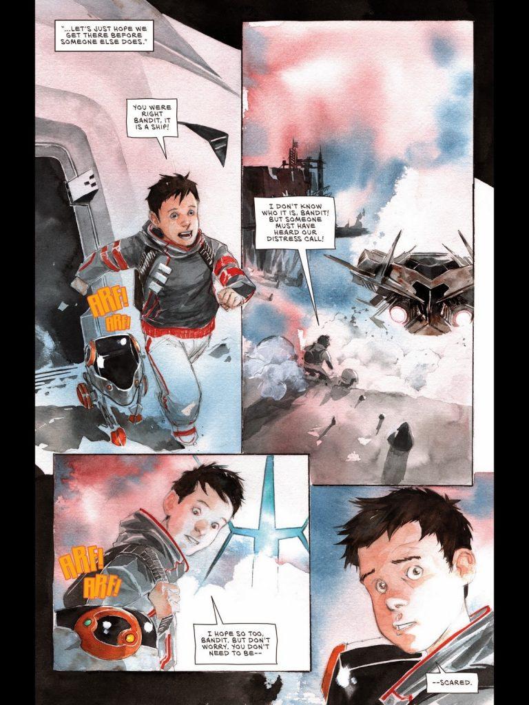 descender volume 1 comics