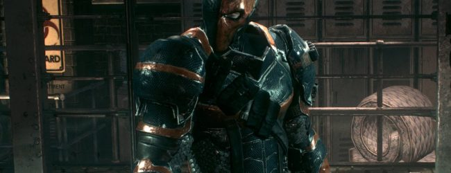 Deathstroke: Ben Affleck Solo Batman Movie Villain Revealed