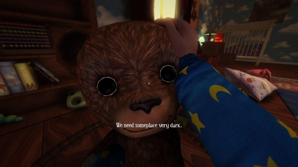 Among the Sleep Teddy