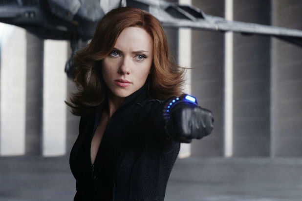 Black Widow Captain America Civil War