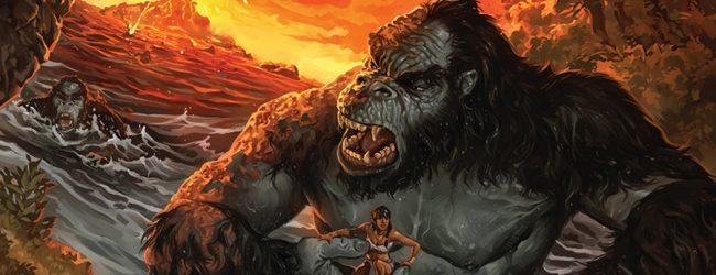 Review: Kong Of Skull Island #3