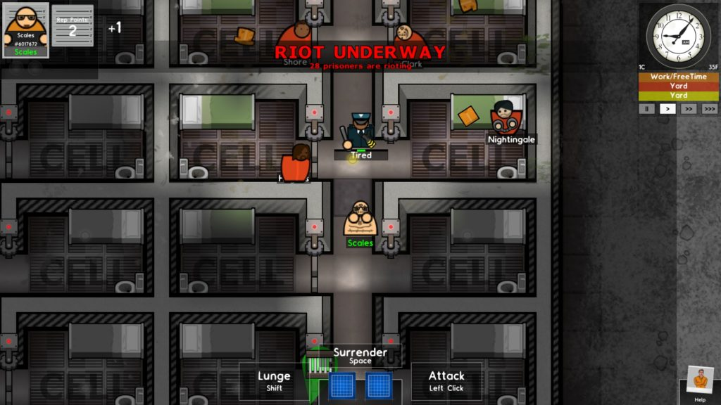 Game Review Prison Architect