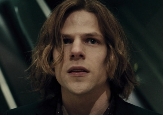 Batman v Superman Lex Luthor