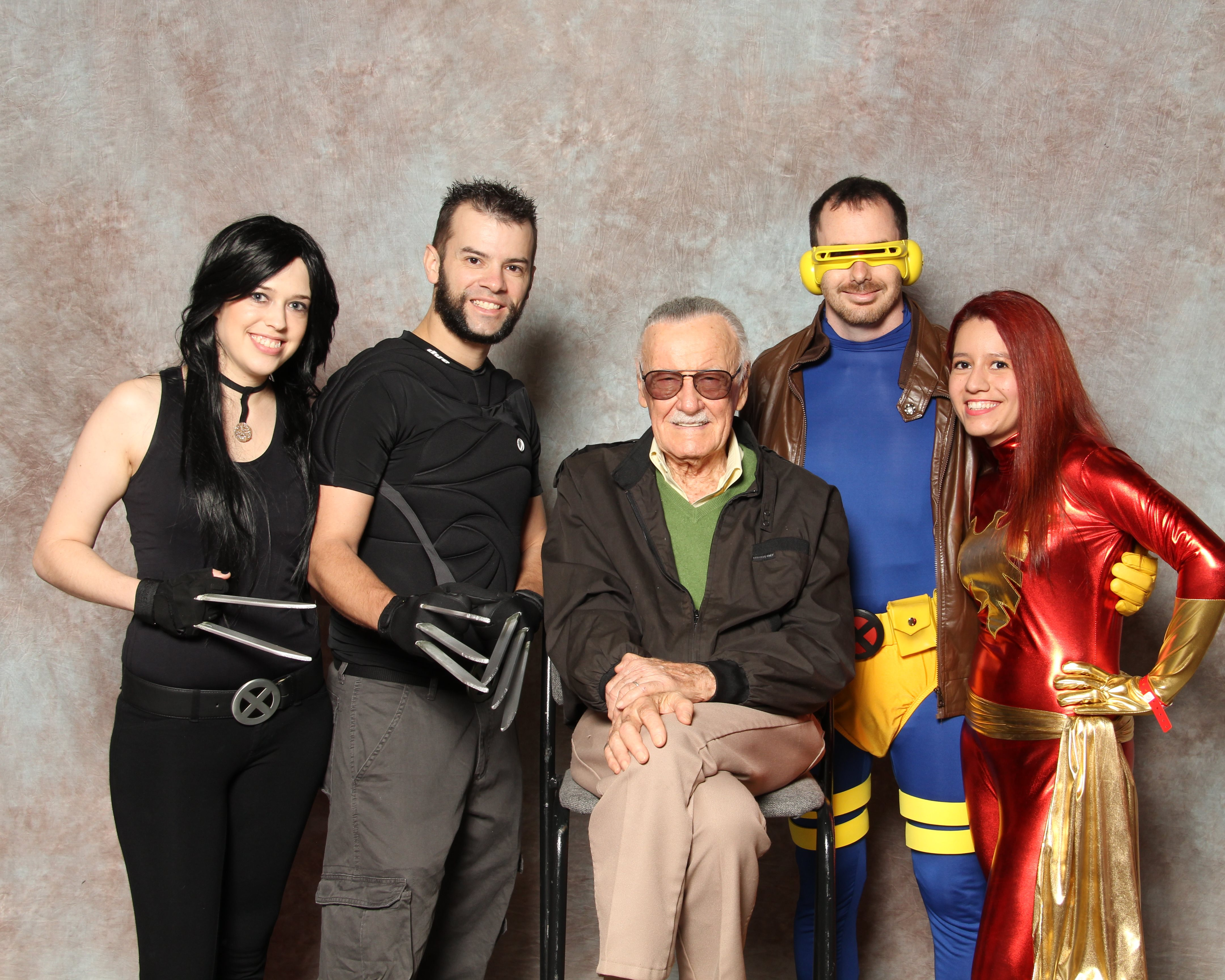 New York Comic Con NYCC Stan Lee Marvel