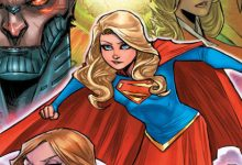 Review: Supergirl #1