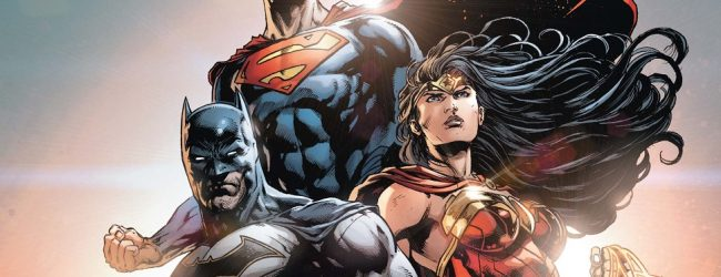 Review: Trinity #1