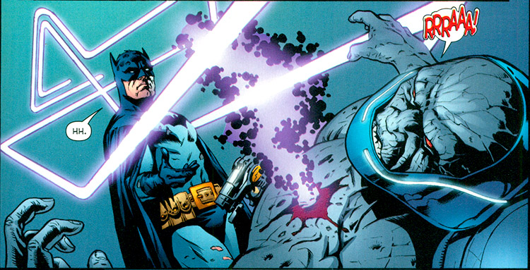 Darkseid Batman Final Crisis