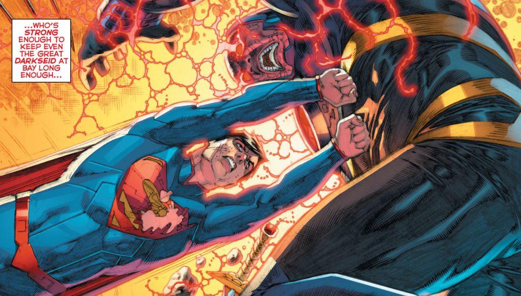 Darkseid v Superman
