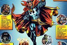 Doctor Strange: A Brief Movie Primer
