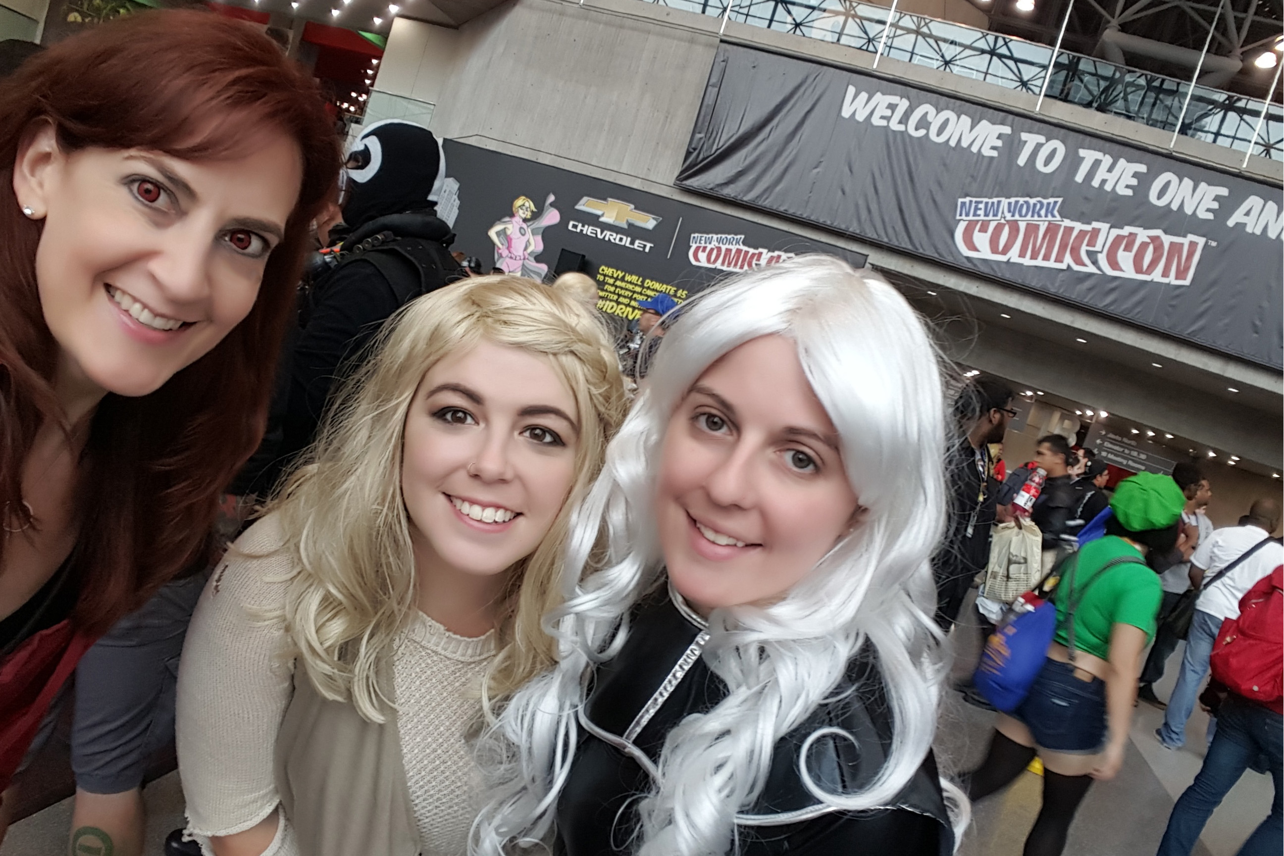 NYCC New York Conic Con Cosplay