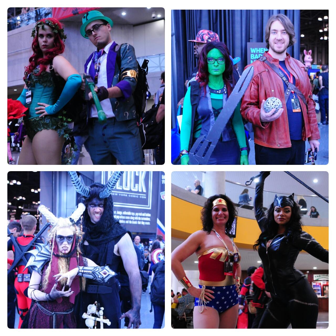 NYCC New York Comic Con Cosplay