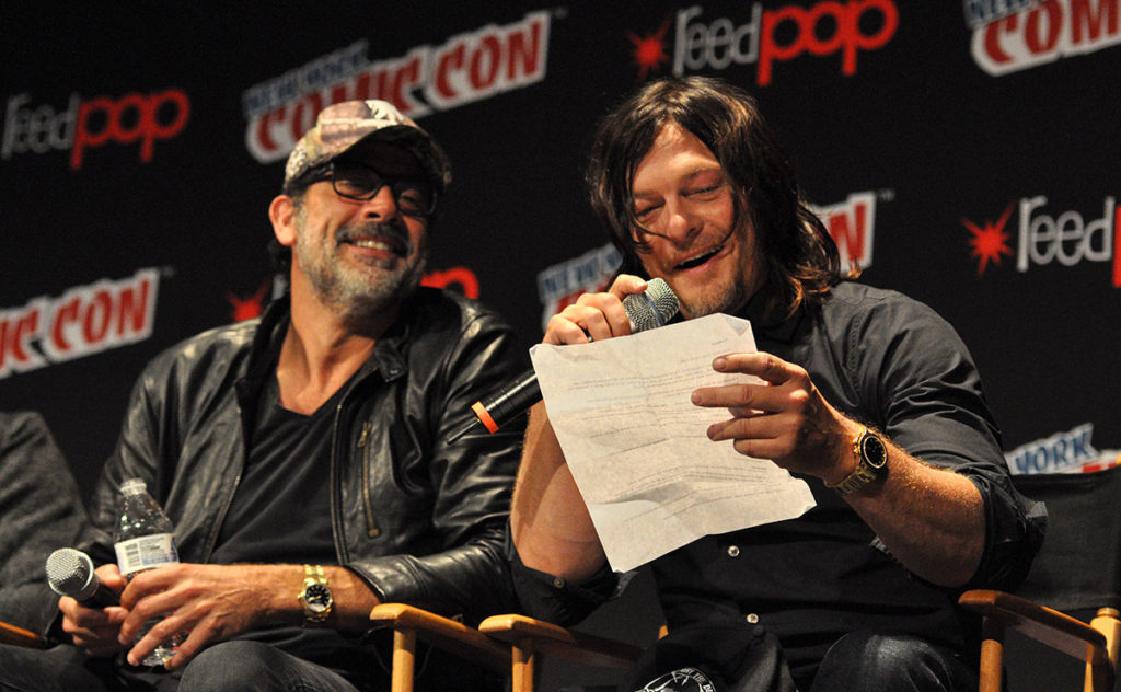 NYCC New York Comic Con The Walking Dead Daryll Dixon Negan