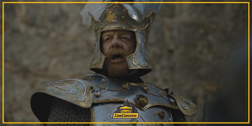 Roger Ashton-Griffiths Game of Thrones