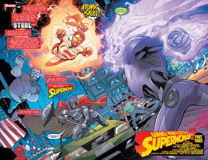 Superwoman #3