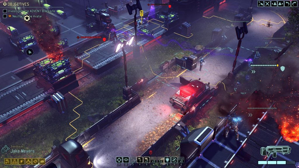 XCOM 2 gameplay tactical