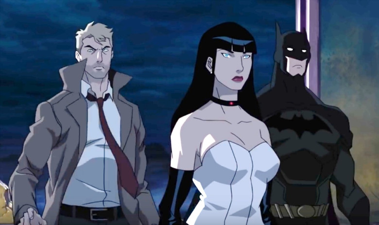 Justice League Dark Batman