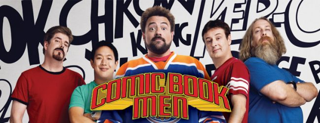 Comic Book Men: Chatting With Ming Chen