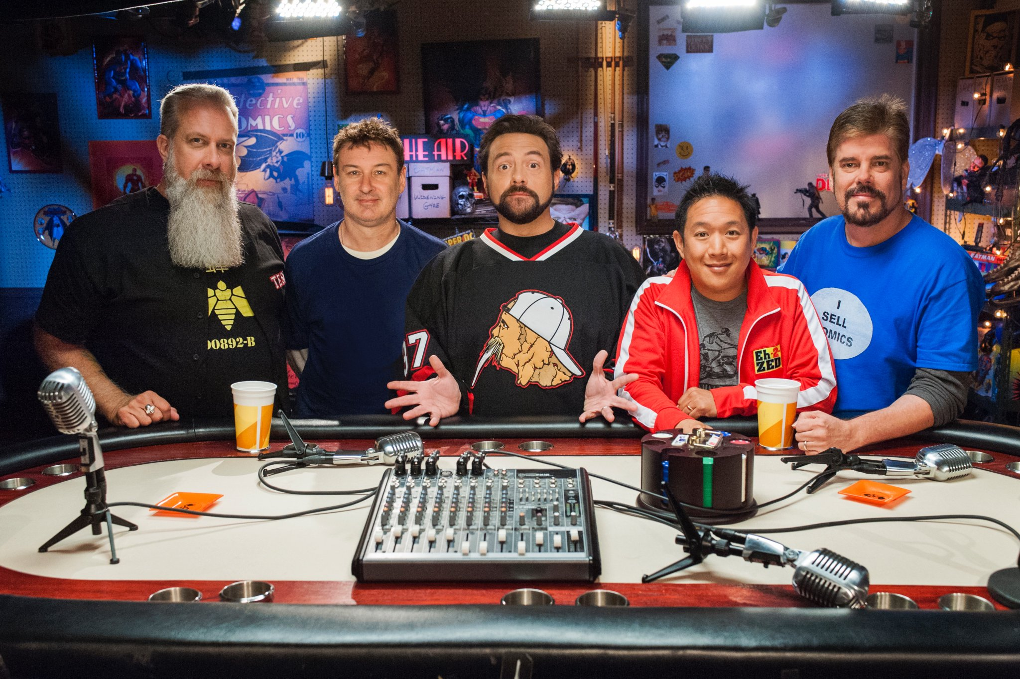 Ming Chen Comic Book Men