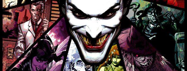 The Mere-Exposure Effect: Why We Love Batman's Bad Guys