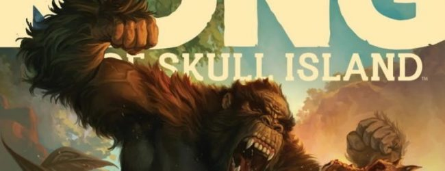 Review: Kong of Skull Island #6