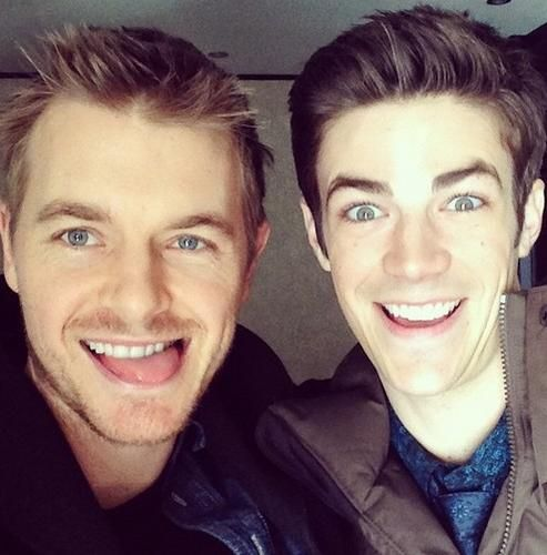 Rick Cosnett Heroes and Villains Fan Fest HVFF The Vampire Diaries The Flash Quantico Grant Gustin