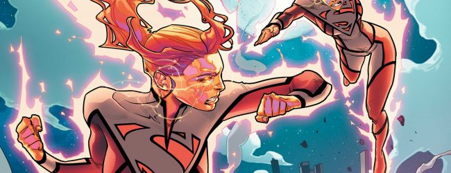 Review: Superwoman #5