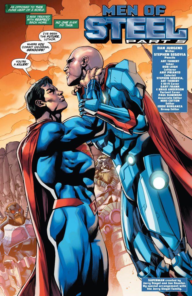 Action Comics #971