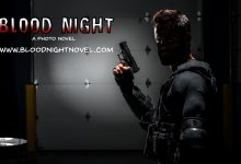 Blood Night: A Novel Approach to Comics