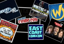 Comic Conventions: Can One Con Rule Them All?