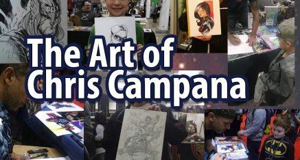 Chris Campana: Beyond Con Artist