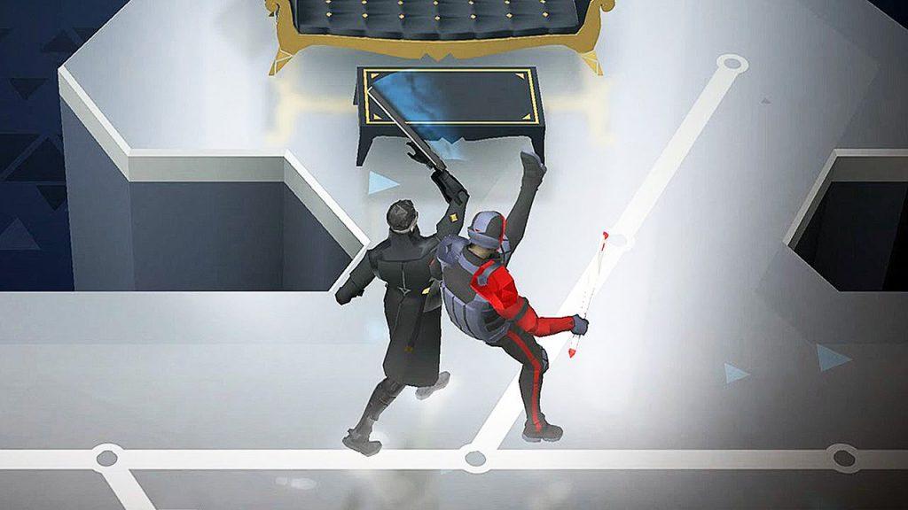 Deus Ex Go Combat