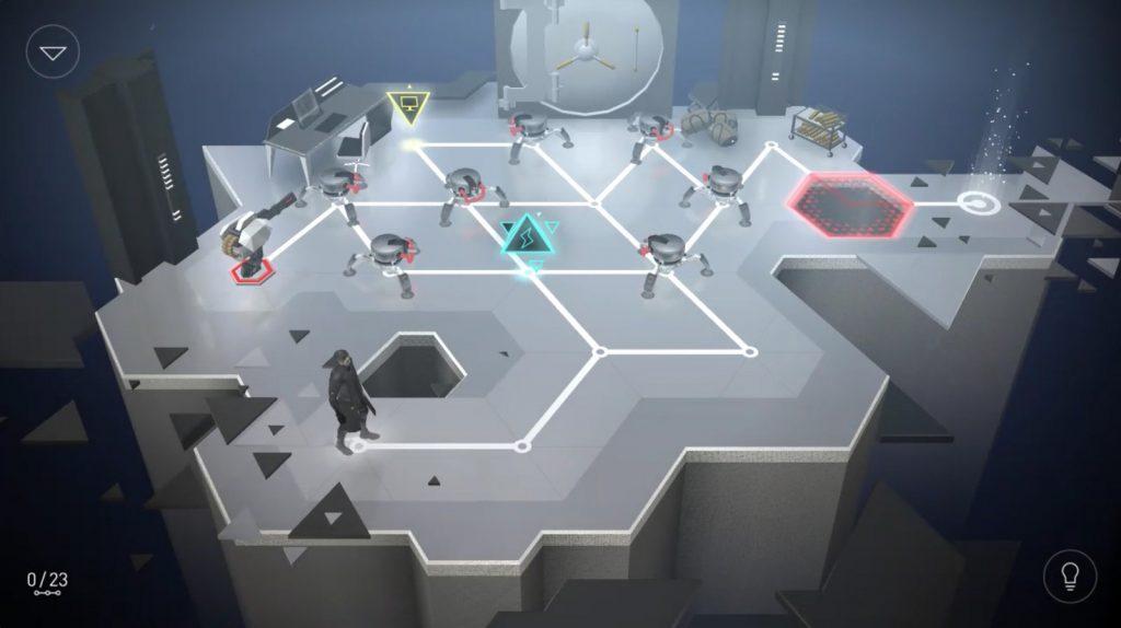 Deus Ex Go Complex Level