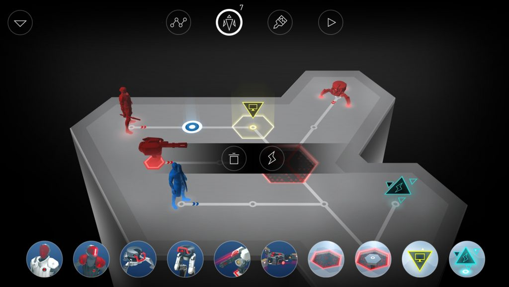 Deus Ex Go Puzzle Maker