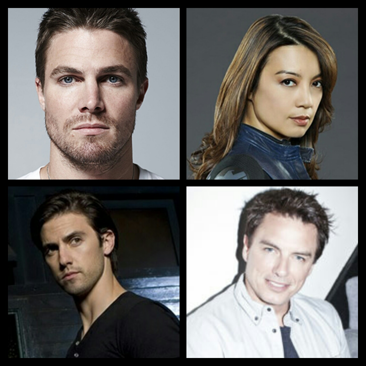 Fan Fest, Arrow, Agents of Shield, This is Us, Stephen Amell, Ming-Na Wen, Milo Ventimiglia, John Barrowman