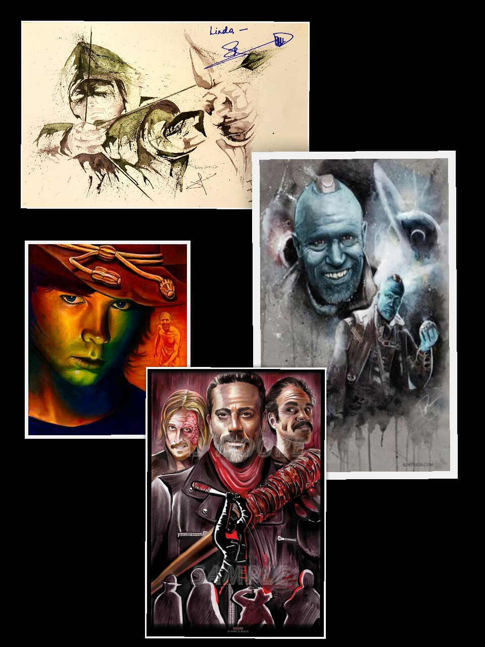 Fan Fest, Artists, Fan Art, JaCo Tartaruga, Rob Prior, AJ Moore, Scott Spillman