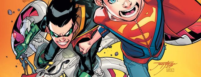 Super Sons #1 Review: Robin and Superboy Join Forces