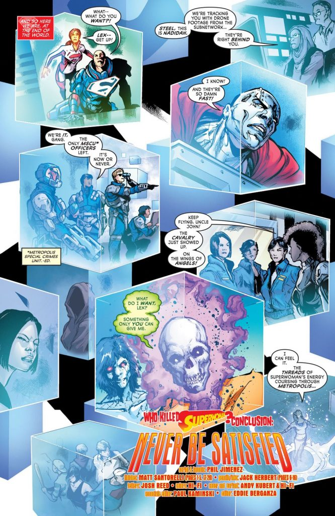 Superwoman #7