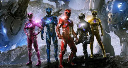 Film Review: Power Rangers (2017)