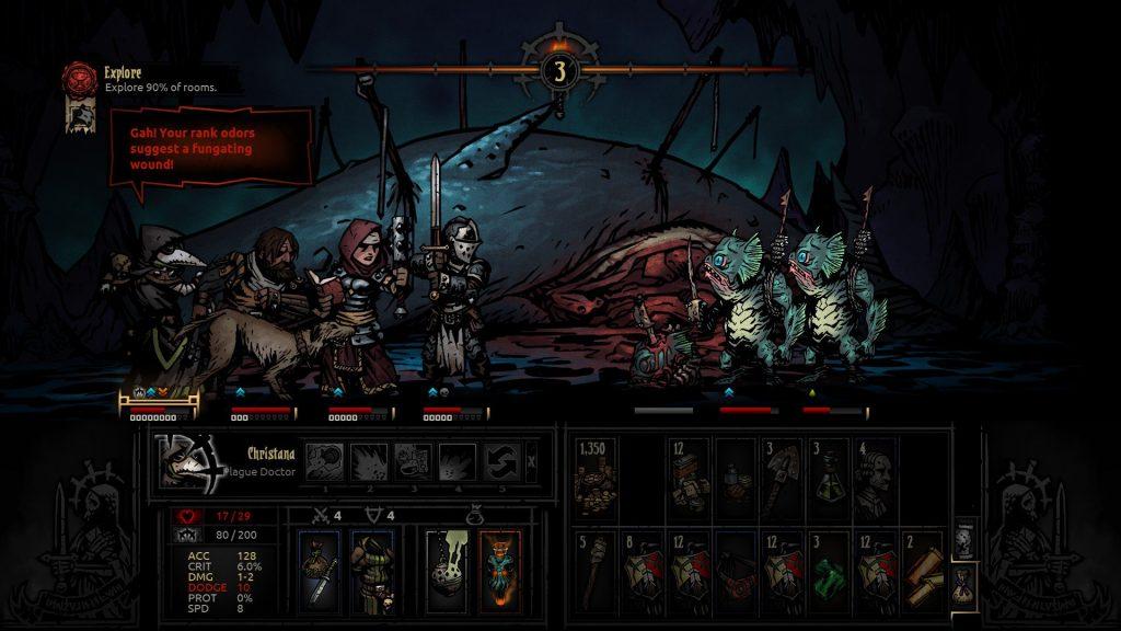 Darkest Dungeon Abuse