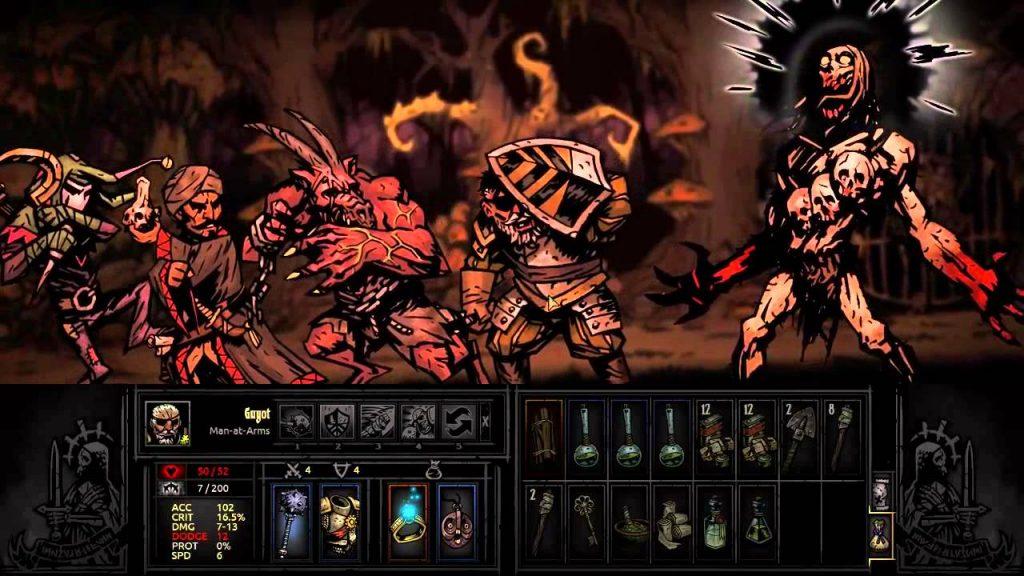 Darkest Dungeon Scream Stress Attack