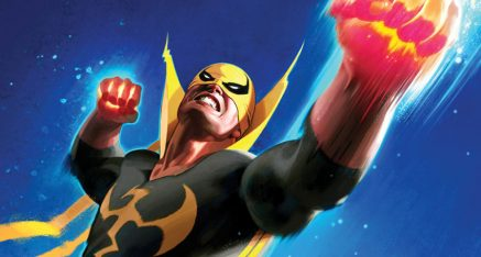 Review: Iron Fist #1