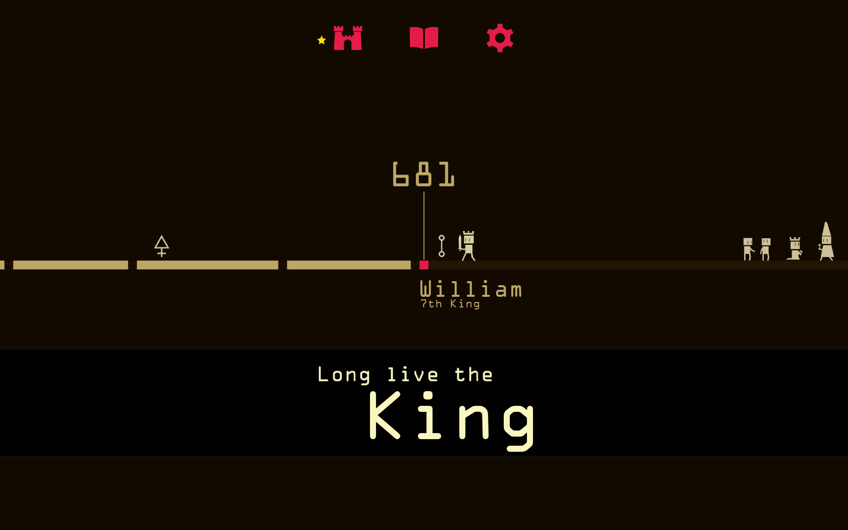Reigns Timeline